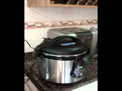 Receita de feijo na panela de presso eltrica fun kitchen youtube fandeluxe Image collections