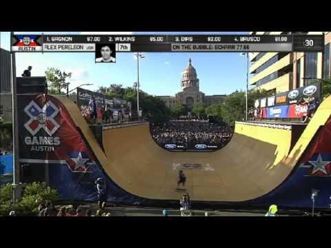 XGames Austin 2015 - Skateboard Vert Round 1 HD