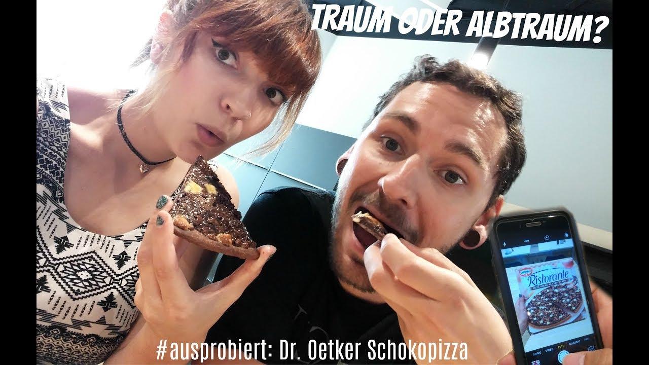 Schokopizza Dr. Oetker