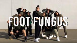 Ski Mask the Slump god- Foot Fungus | Felissa Ashley X Nextkidz Choreography