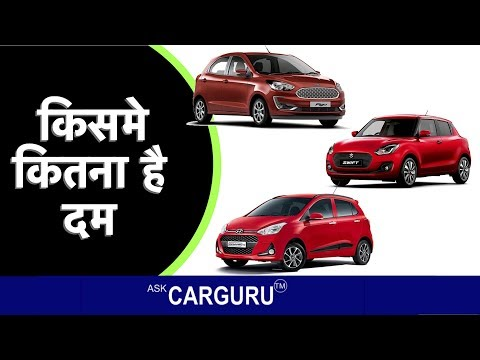 Top hatchback cars 2019 india
