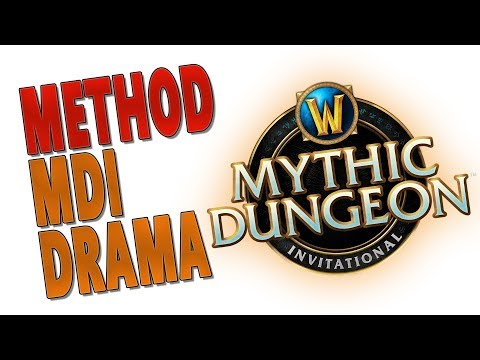 METHOD MDI DRAMA! Remakes, DDOS & More | Mythic Dungeon Invitational 2018 Europe Group Stage | WoW