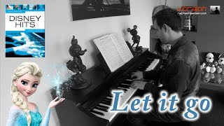 11. Let it go / DISNEY HITS - Really easy piano