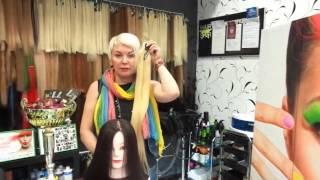Студия наращивания волос HAIR STAR  Москва(, 2015-09-18T11:16:08.000Z)