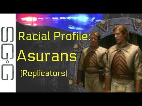 Racial Profile : Asuran (Pegasus Replicators)
