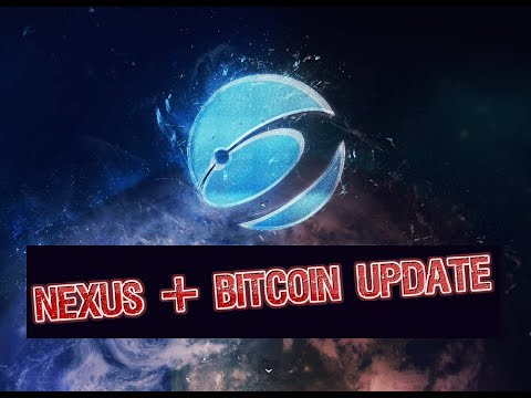Nexus Technical Analysis and Bitcoin update