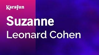Karaoke Suzanne - Leonard Cohen *
