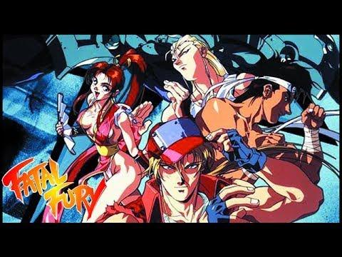 Fatal Fury - O Rei dos Lutadores (OVA 1 - Dublado)