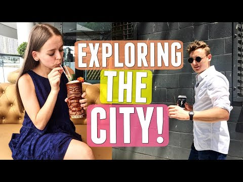 EXPLORING BRISBANE & SAYING GOOD BYE | RCsummer #30