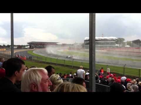 Silverstone British Grand Prix 2011