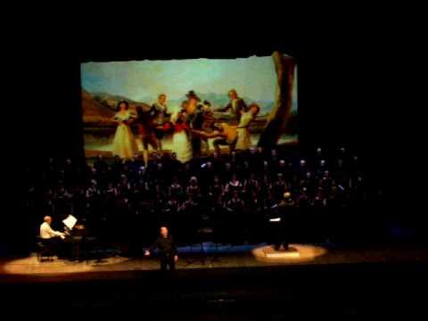 Coro Amici Musicae y Santiago Sánchez Jericó