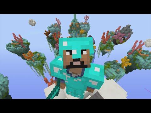 Minecraft Xbox - Ocean Reef - SkyWars