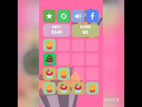 2048 Cupcake (Android game)
