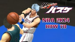 Learn a few tips and tricks on how to play Tetsuya Kuroko in the NB...