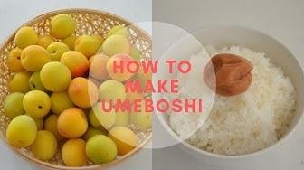 How to make ★Umeboshi★Epic episode!〜梅干しの作り方〜(EP108)
