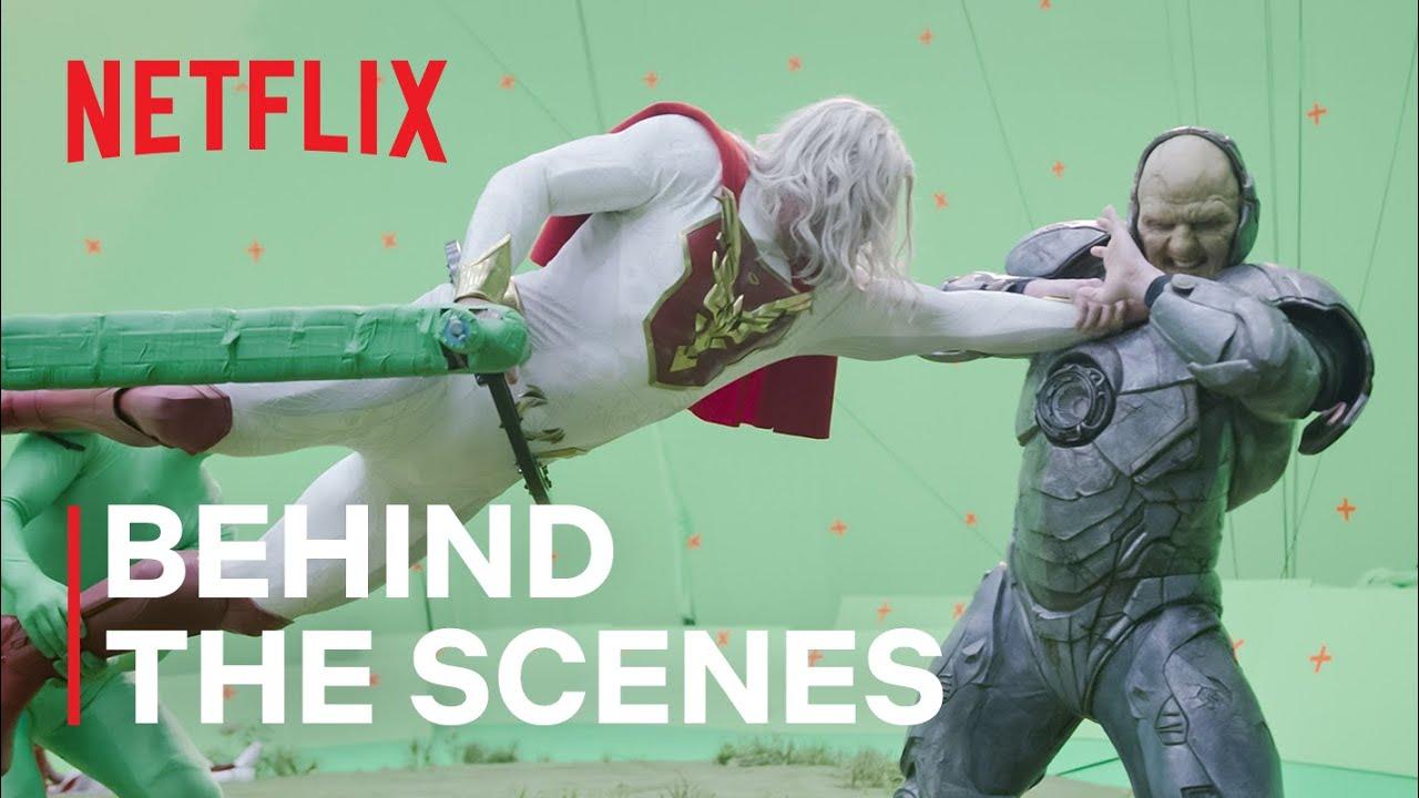 Download Jupiter's Legacy | Behind The Scenes: The Hilltop Battle | Netflix