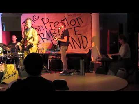 John Preston Tribute Band (08-09-13) live at Elme Hall Hotel Sunday Rock and Blues Club 3