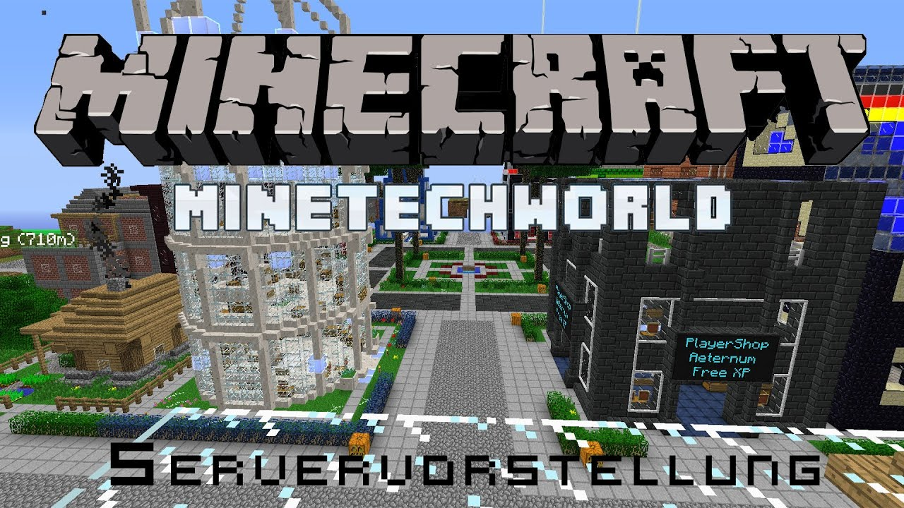 Minetech Minecraft Feed The Beast Ultimate Server Vorstellung - Minecraft ftb ultimate server erstellen