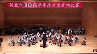 106學年度學生音樂比賽-金龍國小。指揮:李讚洋老師