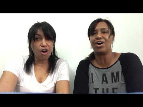 Irmãs Barbosa -Edna e Dinah