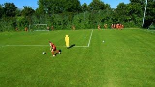 Integrated Football and Endurance Training - Fit Through an Entire Season (Trailer) thumbnail