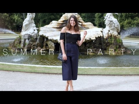 dd958afe4d27 My Summer Party Look | AD | ViviannaDoesMakeup. The Anna Edit