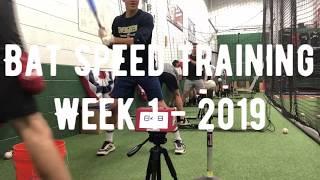 Bat Speed Recon | Bat Speed Training Week 1