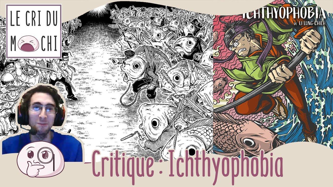 Ichtyophobia C Est La Peur Des Poissons En Manga Youtube