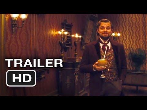 Django Unchained TRAILER (2012) Quentin Tarantino Movie HD