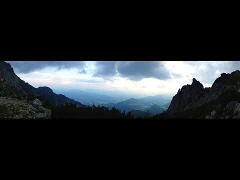 Aufstieg und Niederlage - Die Schönheit und die Gefahr der Alpen