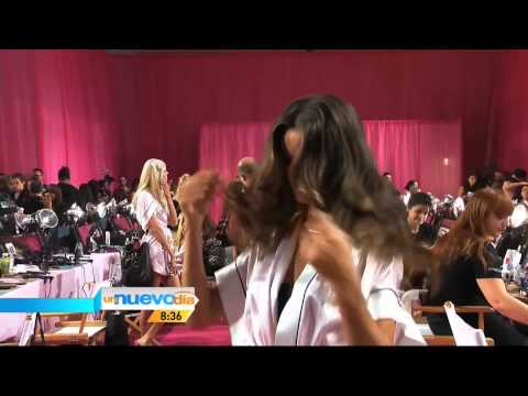 Tips de belleza de Victoria's Secret | Un Nuevo Día | Telemundo