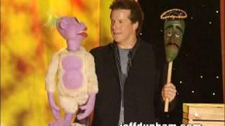 Jeff Dunham - Argขing with Myself - Peanut & Jose Jalapeno | JEFF DUNHAM