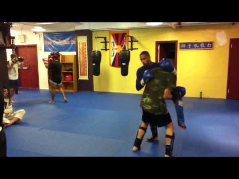 Manhattan Kickboxing classes