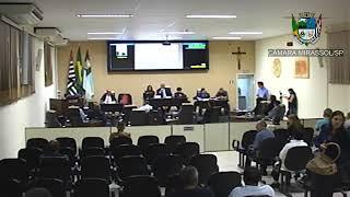 21ª Sessão Ordinária - Presidente Marcão Alves