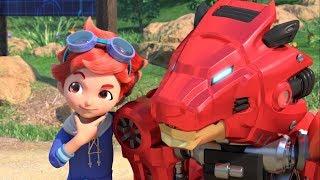 Металионы – Дедово наследство часть 2 – мультфильм про роботов - Metalions