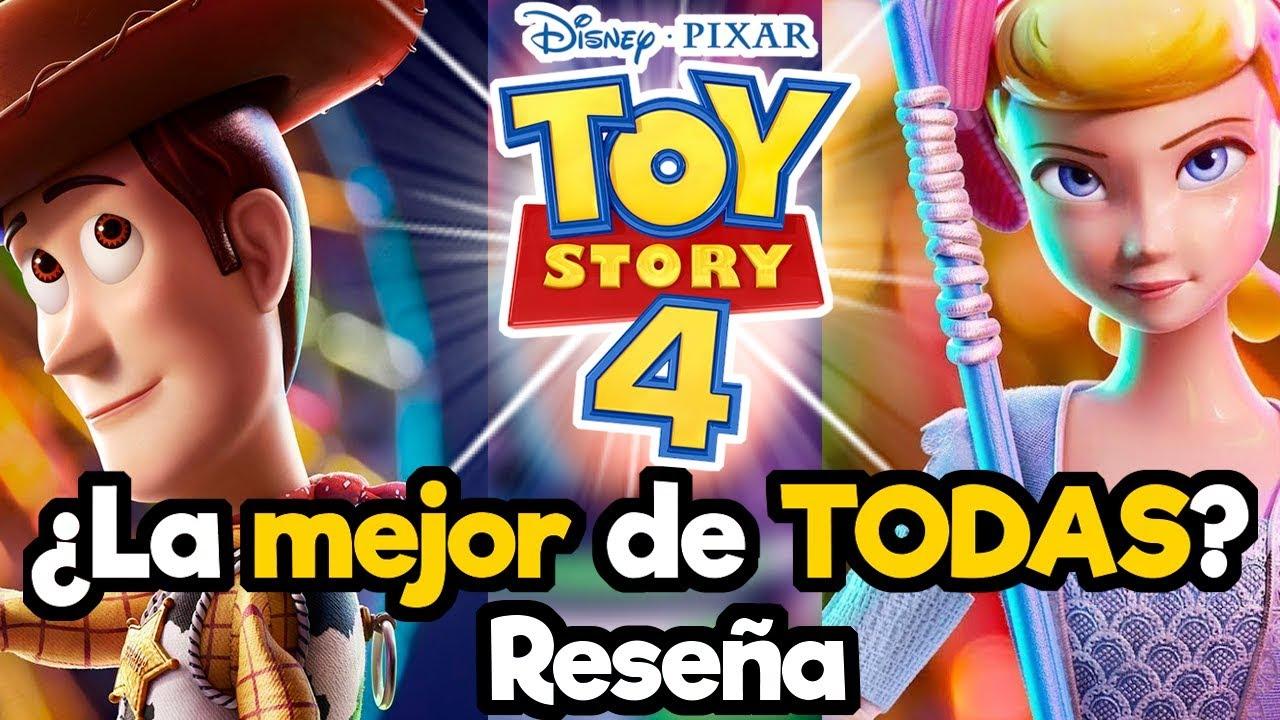 Ver TOY STORY 4 La MEJOR de TODAS !!/ Reseña/ T3/ Memo Aponte en Español