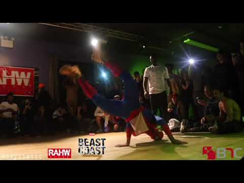 Tata Vs Kid Colombia  | Exhibition Battle |  Beast Coast Anniversary | BNC