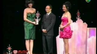 "TV INSIDE HOT AWARDS 2009 : Queen of Hot Award ""TATA YOUNG"""