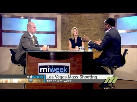 Las Vegas Shooting/Lansing Debates  | MiWeek Full Episode