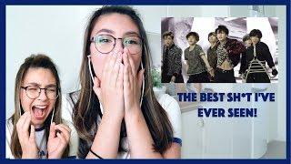OMG Jungkook's abs!?   BTS (방탄소년단) FAKE LOVE MV REACTION
