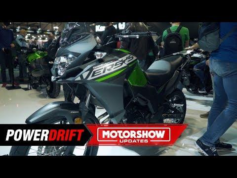 Kawasaki Versys X  : Proper entry-level Adv : EICMA  : PowerDrift