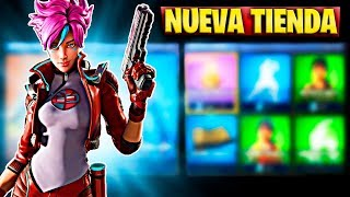 FORTNITE'S NEW STORE TODAY JULY 24 NEW MIKA SKIN AND NEW GESTTION JUMPING JACKS