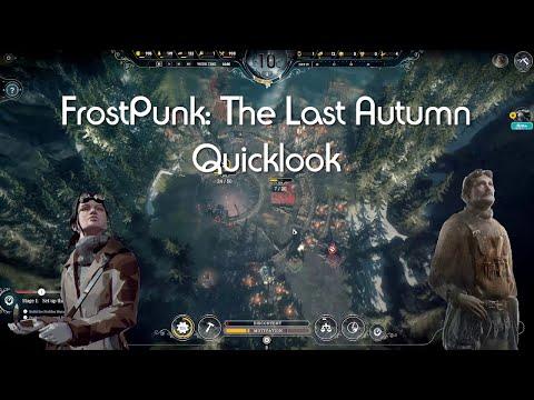 Frostpunk The Last Autumn Quicklook |