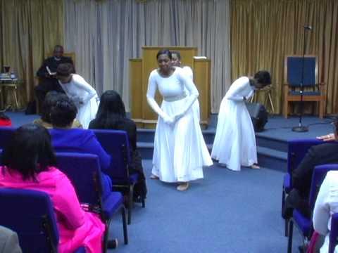 "Dunamis Praise Dancers- ""Yes"""