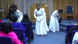 "Dunamis Praise Dancers- ""Yes"""
