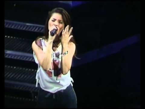 Shania Twain, When You Kiss Me, Live in Toronto, Up! World Tour