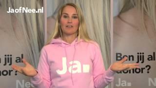 Peggy Vrijens vraagt Arie Boomsma: Ben jij al donor?