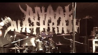 Interview with Dave Hunt from Anaal Nathrakh- 15th April 2015
