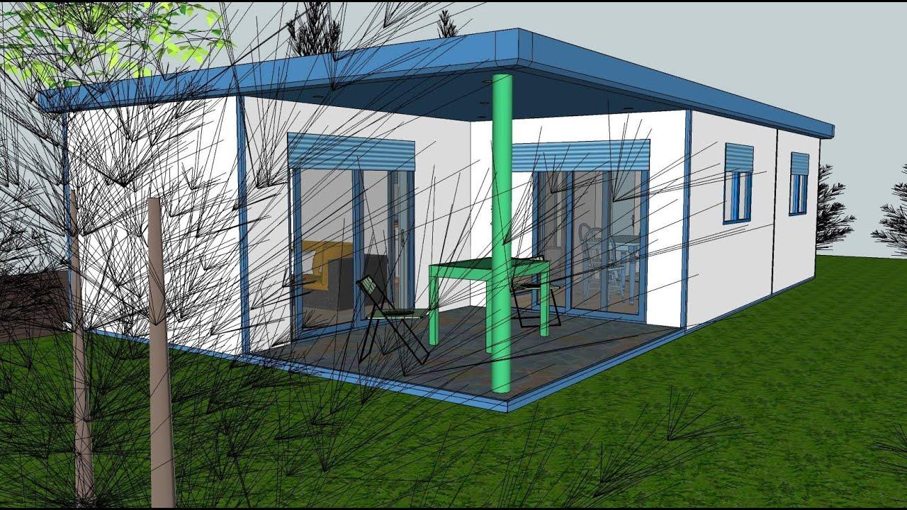 maison modulaire suisse ventana blog. Black Bedroom Furniture Sets. Home Design Ideas