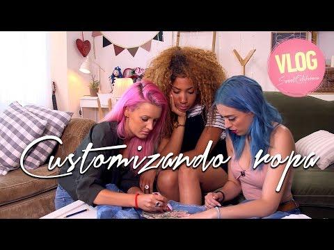 Sweet California - Cómo customizar tu ropa #Vlog